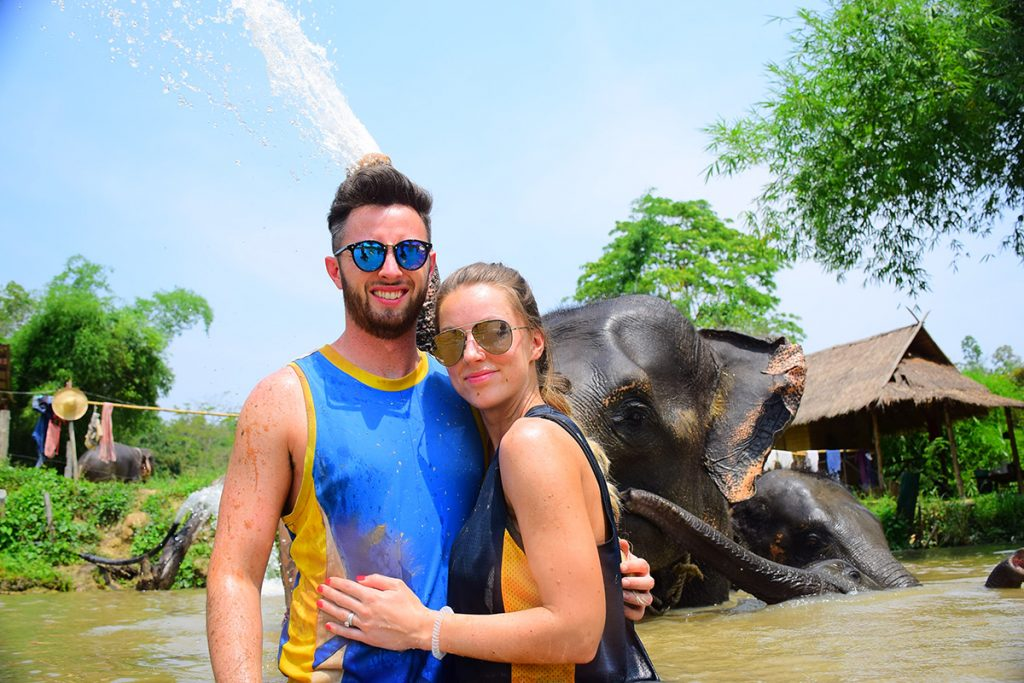 Honeymoon Elephant Care